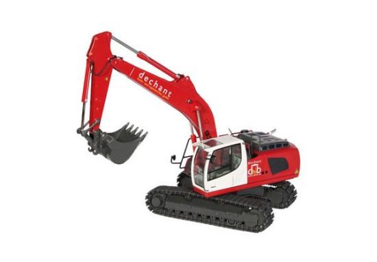 Picture of Liebherr R936 track excavator - DECHANT  red
