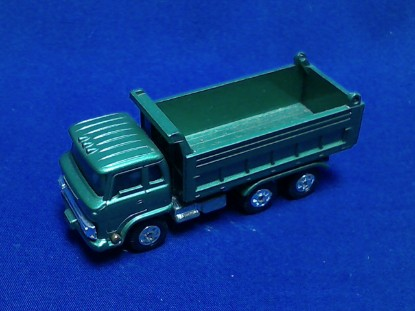 Picture of Hino dump truck - green