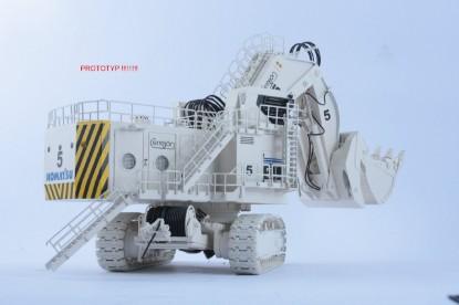 Picture of Komatsu PC8000-6 mining shovel Electric - CERREJON