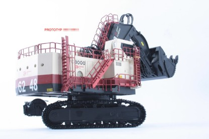 Picture of Komatsu PC8000-6 mining shovel Electric - DRUMMOND