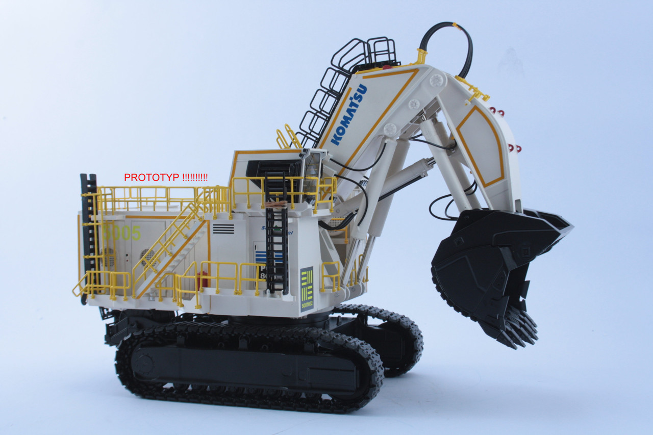 Picture of Komatsu PC8000-6 mining shovel Electric - SOUTH 32