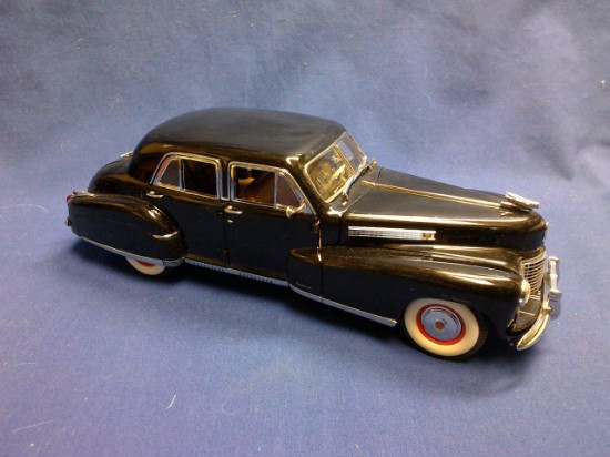 Picture of 1941 Cadillac Fleetwood Series 60 Special - black