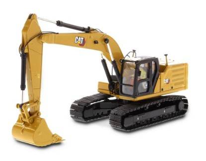 Picture of Caterpillar 330 track excavator - Next Generation