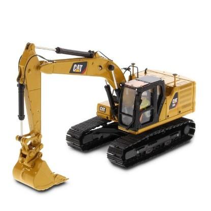 Picture of Caterpillar 323 track excavator + 4 work tools Next Generation