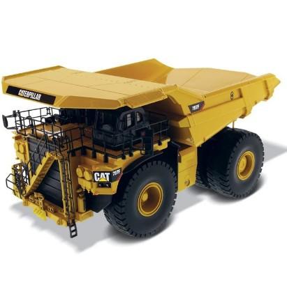 Picture of Caterpillar 797F mining haul truck - Tier 4