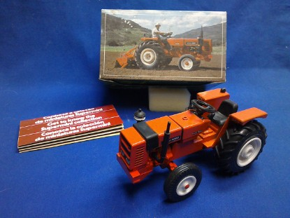 Picture of Agrale 4300 tractor