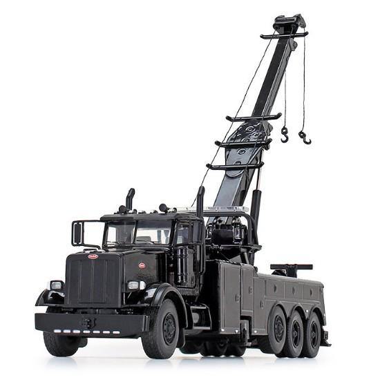 Picture of Peterbilt 367 Century Rotator Wrecker - black