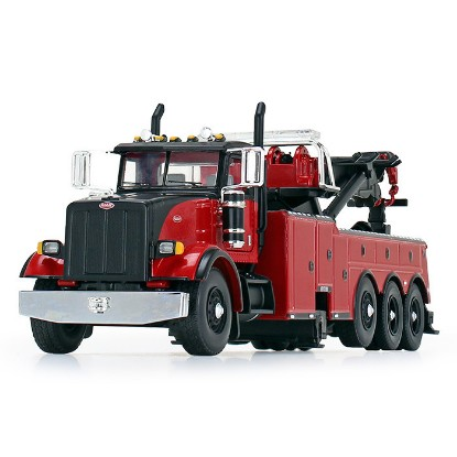 Picture of Peterbilt 367 Century Rotator Wrecker - red/black