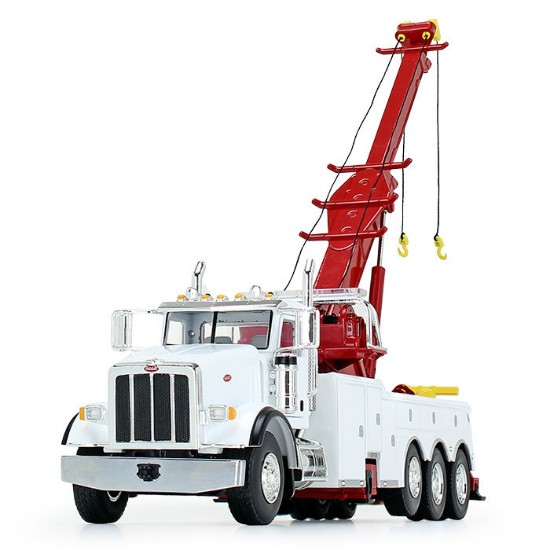 Picture of Peterbilt 367 Century Rotator Wrecker - white/red