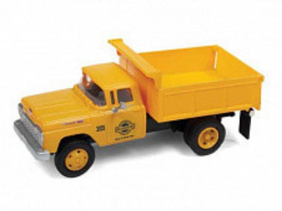 Picture of 1960 Ford Dump Truck - Belvidere Public Works