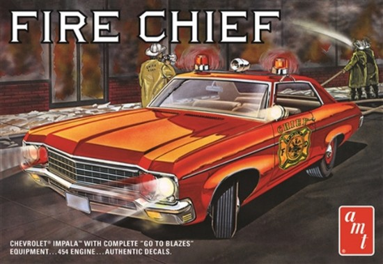Picture of Fire Chief 1971 Chevy Impala