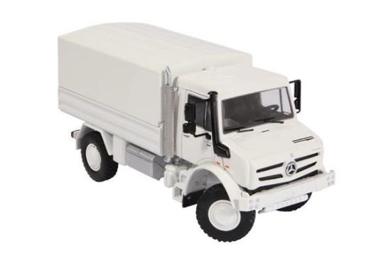 Picture of MB Unimog U 5000  - white