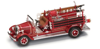 Picture of 1932 Buffalo Type 50 Fire Truck Pumper - Montville, NJ