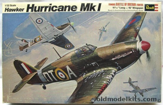 Picture of Hawker Hurricane    MK  Britain Fighter  plane