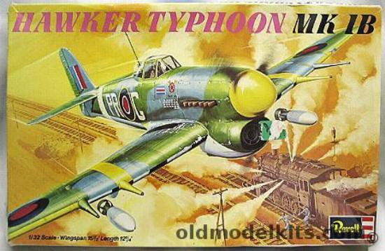 Picture of Hawker Typhoon  MK-IB plane