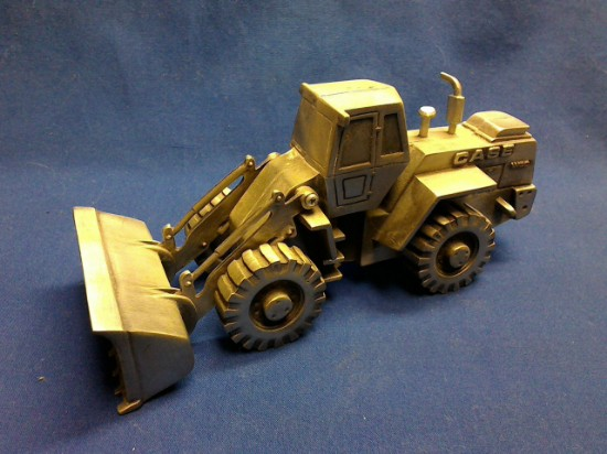 Picture of Case W30 wheel loader  pewter