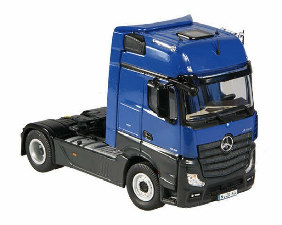 Picture of MB Actros FH25 Gigaspace 4x2 tractor - blue