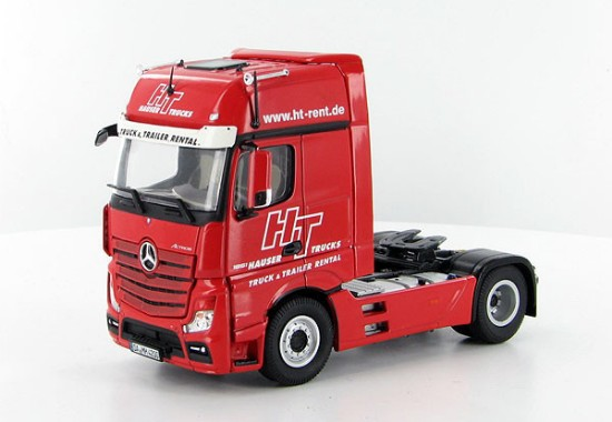Picture of MB Actros FH25 Gigaspace 4x2 tractor - red HT-RENT