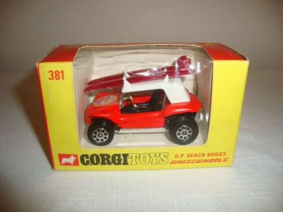 Picture of G.P. Beach Buggy - orange