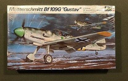 """Picture of Messerschmitt Bf 109G """"Gustav"""""""