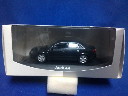 Picture of Audi A4-Black