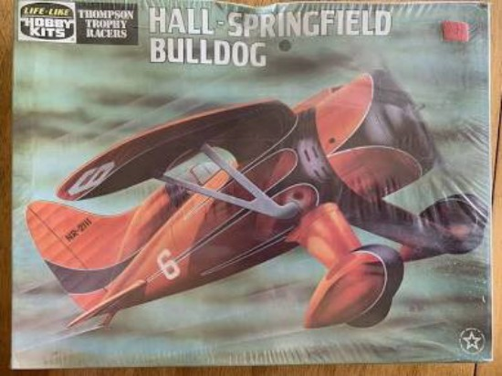 Picture of Hall Springfield Bulldog Airplane