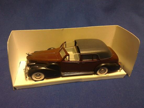 Picture of Cadillac V-16 1938-1940  Coup De Ville