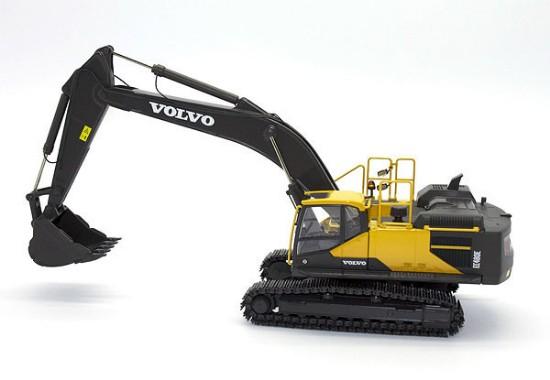 Picture of Volvo EC480E track excavator