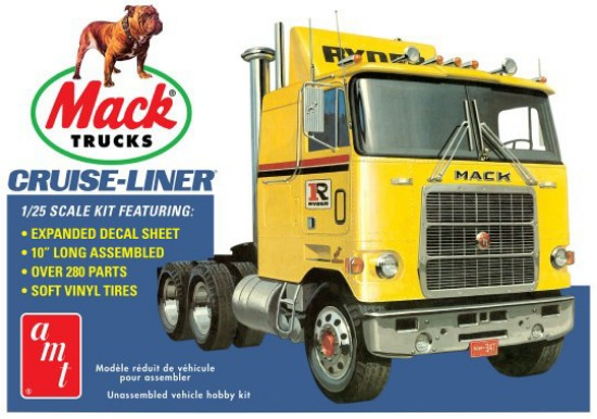 Picture of Mack Semi Tractor  Cruise -Liner