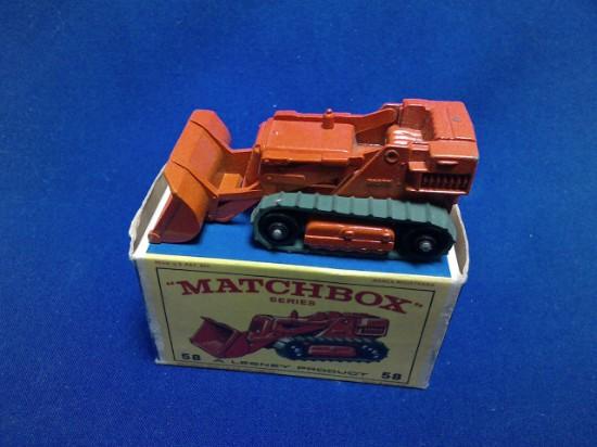 Picture of Case Drott track loader - orange