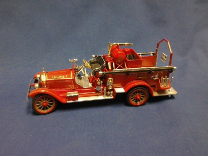 Picture of 1921 American Lafrance Fire Truck(F.D.N.H.)