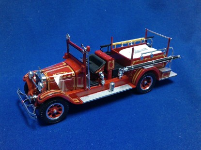 Picture of 1928 Studebaker Fire Truck