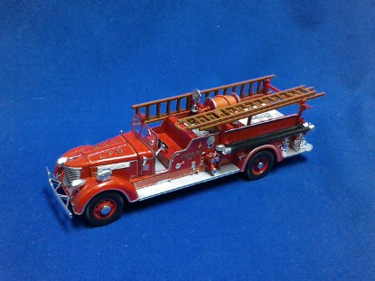 Picture of 1939 Packard Fire Truck