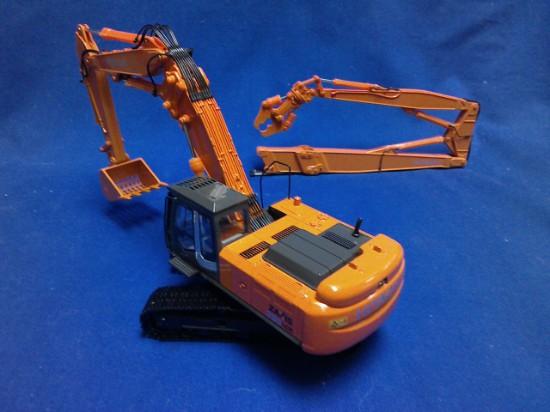 Picture of Hitachi ZX350LCK high reach demolition excavator