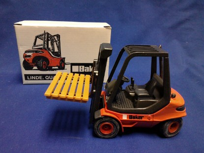 Picture of Baker Linde H Series forklift