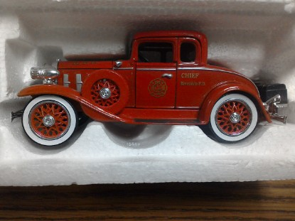 Picture of 1932 Chevy Roadster Fire Chief Car - RIVERSIDE FD
