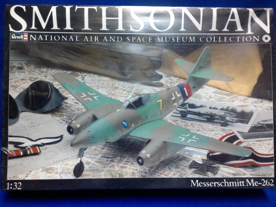 Picture of Smithsonian Messerschmitt Me-262