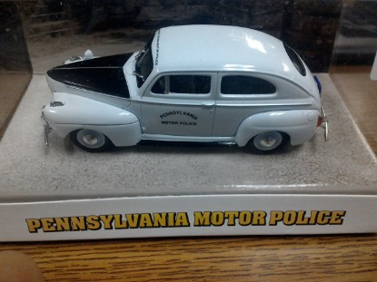 Picture of 1941 Ford Deluxe Pennsylvania Motor Police  Car