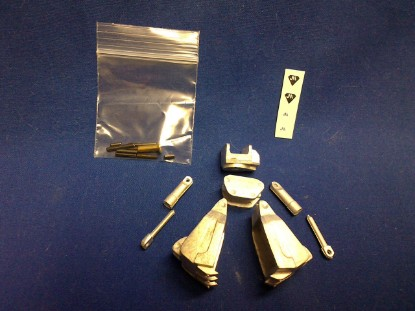 Picture of Jewell clamshell- metal kit