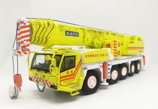 Picture of Kato KA1300RX truck crane  5 axle