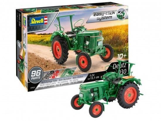 Picture of Deutz D30 farm tractor
