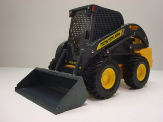 Picture of New Holland L230 skid steer loader