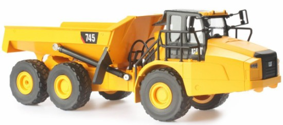 Picture of Caterpillar 745 articulated dump - Radio Control