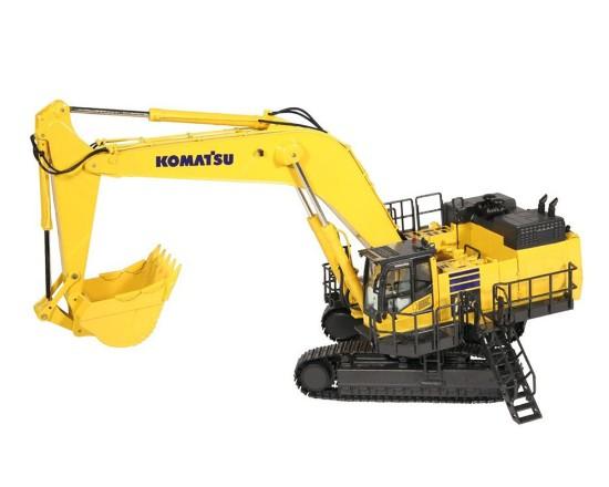 Picture of Komatsu PC1250 mining excavator