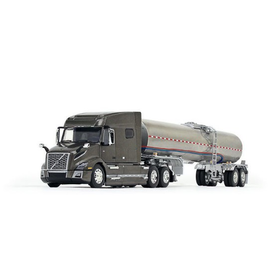 Picture of Volvo®  740 Mid-Roof Sleeper + Brenner® Food-Grade Tank Trailer