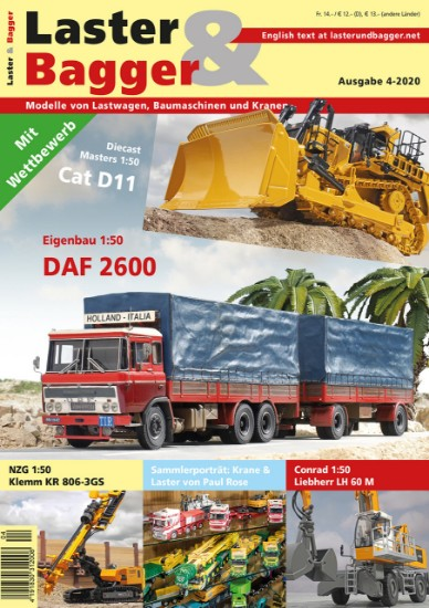 Picture of Laster & Bagger 4-2020 German- English download