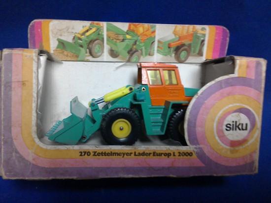 Picture of Zettelmeyer L2000 wheel loader