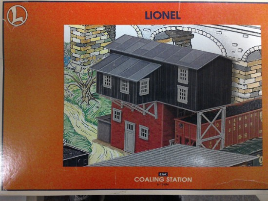 Picture of Coaling Station kit