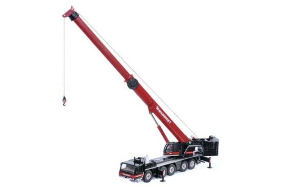 Picture of Liebherr LTM1250-5.1 truck crane  MAMMOET