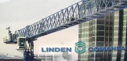 Picture of Linden Comansa tower crane